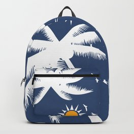 Palm up or down Backpack