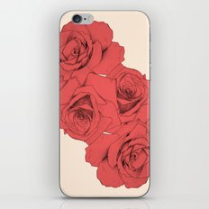Tattoo Rose | Floral  iPhone & iPod Skin