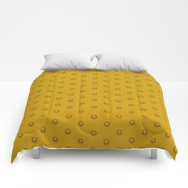 Smile Pattern Comforters