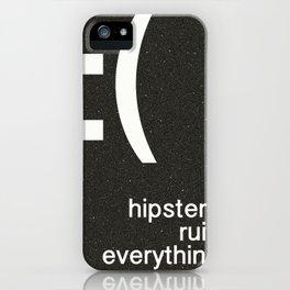 :( 2hip iPhone Case