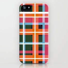 Geometric Shape 05 iPhone Case