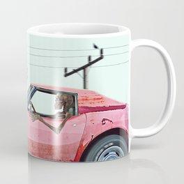 The last mile. Coffee Mug
