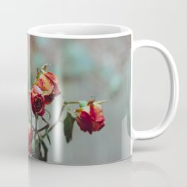 Windowsill Roses no. 1 Coffee Mug
