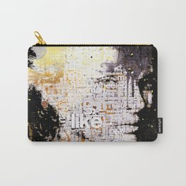 Typo face Carry-All Pouch