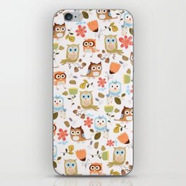 Me and my friends iPhone Skin