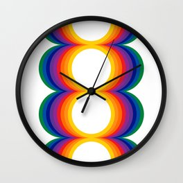 Radiate - Spectrum Wall Clock
