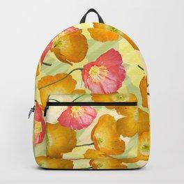 Poppy mania Backpack