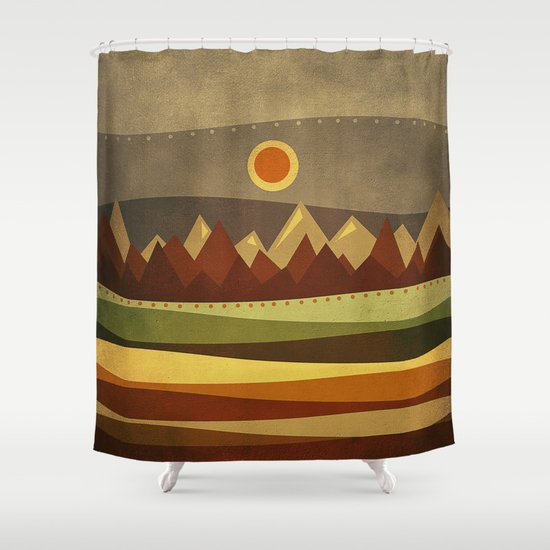 Textures/Abstract 134 Shower Curtain