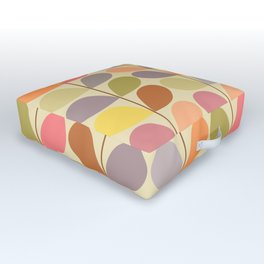 zappwaits-retro Outdoor Floor Cushion