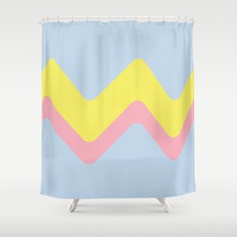 Sweet Layers Shower Curtain