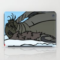 seal iPad Cases featuring Seal by Mel McIvor