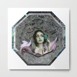 Temptress Metal Print