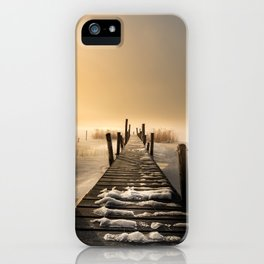 I rest here... iPhone Case