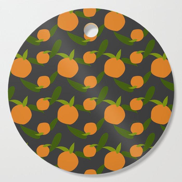 Mangoes in the dark Cutting Board