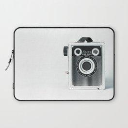 Box Camera Retro - Photographer Laptop Sleeve