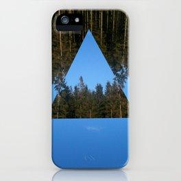 HIMLASKOGEN / WOODS IN THE SKY iPhone Case