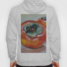 Food, fruit, persimmon, sweet, taste Hoody