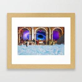 The last wander... Framed Art Print