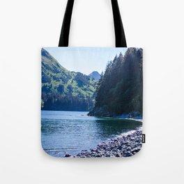 Kodiak Beach Photography Print Tote Bag