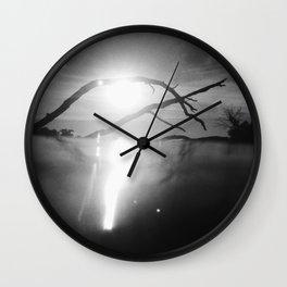 surface level . ii Wall Clock
