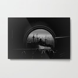 The SS Jeremiah O'Brien Metal Print