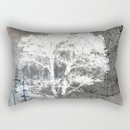 """THE SEED OF EXTINCTION"" PART 3 Rectangular Pillow"