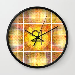 Guru/Surya (Jupiter Sun) Invocation Wall Clock