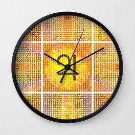 Guru/Surya (Jupiter Sun) Invocation Wall Clock