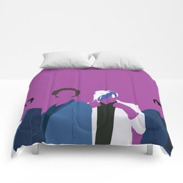 Marianas Trench Comforters