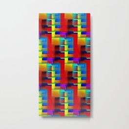 High Density Metal Print