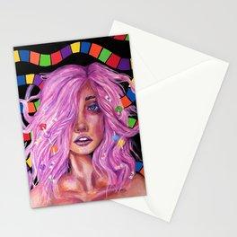 Princess Lollipop Stationery Cards