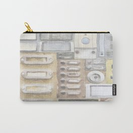 Doorbells Carry-All Pouch