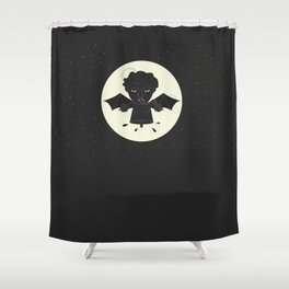 Akin Na Ang Baby Mo (Philippine Mythological Creatures Series) Shower Curtain