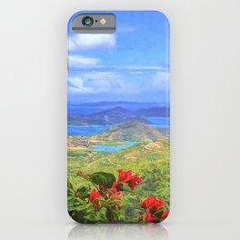St. John Vista iPhone Case