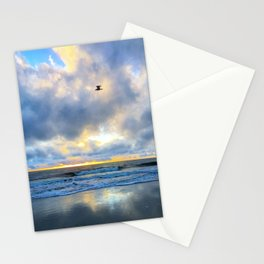 Above the Sea Stationery Cards
