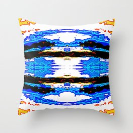 The Palace of the Heavenly Prime Throw Pillow