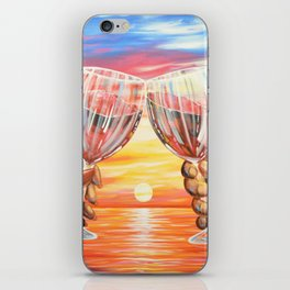 Our Sunset iPhone Skin