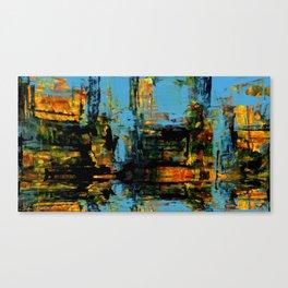 WATERCOURSE Canvas Print