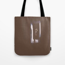 Left behind to be one of your Shadows Tote Bag