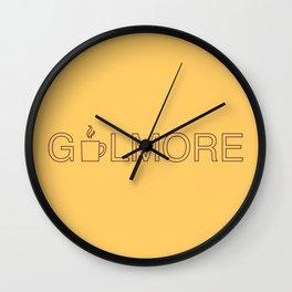 Gilmore Wall Clock
