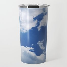 clouds/approaching Travel Mug