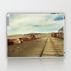 Forgotten trains Laptop & iPad Skin