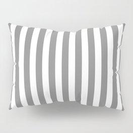 STRIPED DESIGN (GREY-WHITE) Pillow Sham