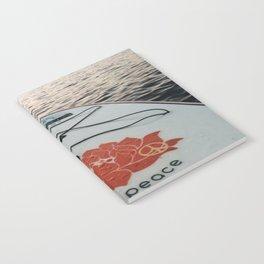 Keep Peace Notebook