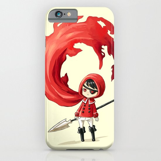 Red Cape iPhone & iPod Case
