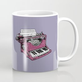 The Composition - P. Coffee Mug