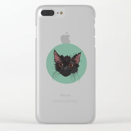 Sasha Clear iPhone Case