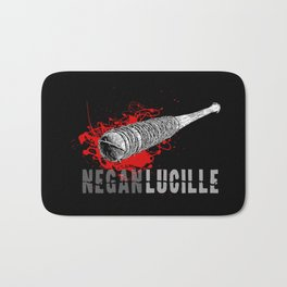 Negan's, Lucille - TV - Pop Culture Bath Mat