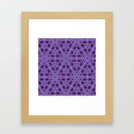Trangulation Framed Art Print