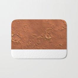 Mars Surface Bath Mat